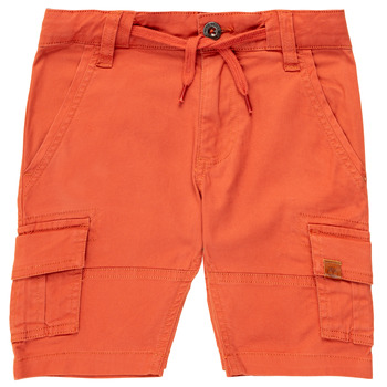 Vêtements Garçon Shorts / Bermudas Timberland TIMEO Rouge