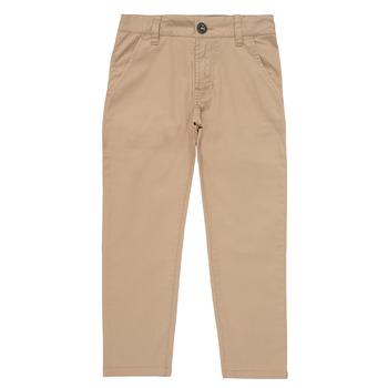 Vêtements Garçon Chinos / Carrots Timberland HECTOR Beige