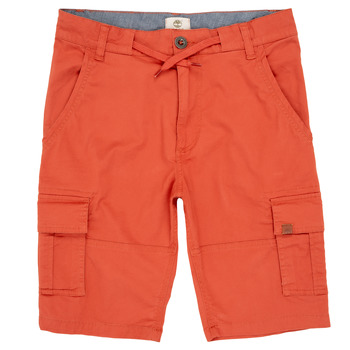 Vêtements Garçon Shorts / Bermudas Timberland STANISLAS Rouge