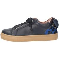 Chaussures Fille Baskets basses Romagnoli 4671-103 bleu