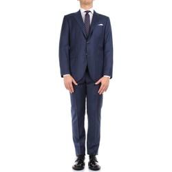 Vêtements Homme Costumes  Kiton 0302S15/25 bleu
