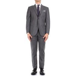 Vêtements Homme Costumes  Kiton 0252S08/2 Gris