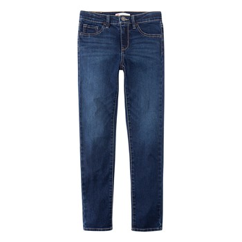 Vêtements Garçon Jeans skinny Levi's 510 SKINNY FIT Bleu