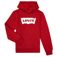 Vêtements Garçon Sweats Levi's BATWING SCREENPRINT HOODIE Rouge