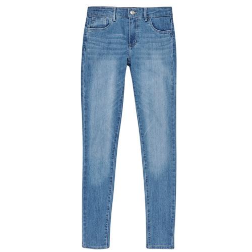 Vêtements Fille Jeans skinny Levi's 710 SUPER SKINNY Keira
