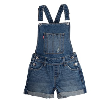 Vêtements Fille Combinaisons / Salopettes Levi's SHORTALL Vintage Waters
