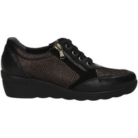 Chaussures Femme Derbies Florance C16112-1 NOIR