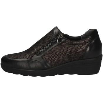 Chaussures Femme Slip ons Florance C16110-1 NOIR