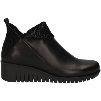 Chaussures Femme Low boots The Flexx E4019-09 NOIR