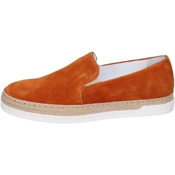 Chaussures Femme Slip ons Bouvy slip on daim marron