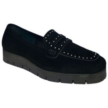 Chaussures Reqin's Mocassin nelly peau