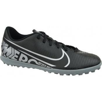 Chaussures Homme Football Nike Mercurial Vapor 13 Club TF noir