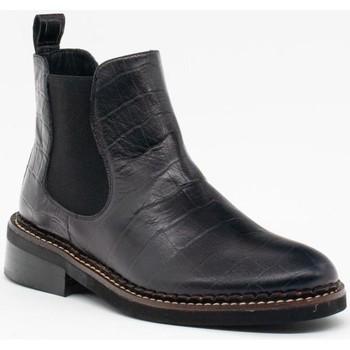 Chaussures Femme Bottines Elysee  Negro