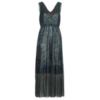 Vêtements Femme Robes longues Betty London MADAMME Bleu