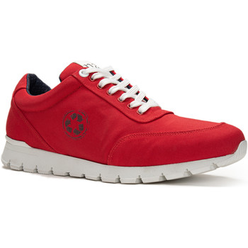 Chaussures Nae Vegan Shoes Nilo Red
