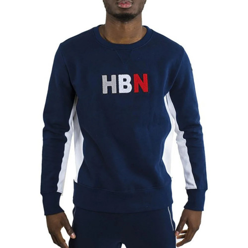Vêtements Homme Sweats Hechbone Paris HEC/SW/TEAM-MAR-3 Bleu
