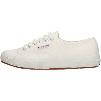 Chaussures Homme Baskets basses Superga - 2750 cotu classic bianco S000010 2750 901 BIANCO