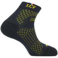 Accessoires textile Chaussettes de sports Lcf La Chaussette De France Running Alberta noir