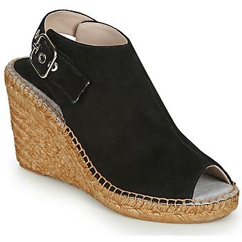 Chaussures Femme Sandales et Nu-pieds Fericelli MAURINE Noir