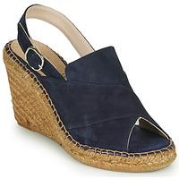 Chaussures Femme Sandales et Nu-pieds Fericelli MARIE Marine