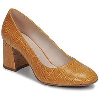 Chaussures Femme Escarpins Fericelli MARGOT Jaune