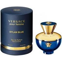 Beauté Femme Eau de parfum Versace Dylan Blue Femme - eau de parfum - 100ml - vaporisateur Dylan Blue Femme - perfume - 100ml - spray