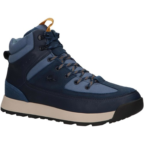 Chaussures Homme Boots Lacoste 38CMA0058 URBAN Azul