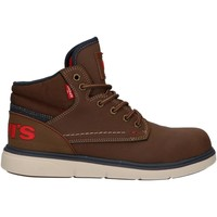 Chaussures Enfant Boots Levi's VOLY0004S OLYMPUS Marr?n