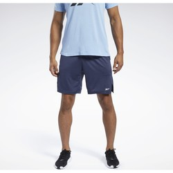 Vêtements Homme Shorts / Bermudas Reebok Sport Short Workout Ready bleu