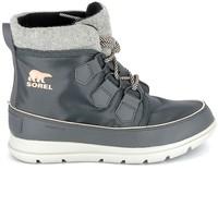 Chaussures Boots Sorel Explorer Carnaval Dark Slate Gris