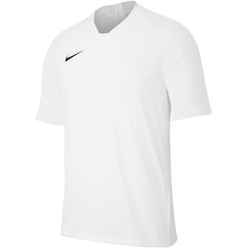 Vêtements Homme T-shirts manches courtes Nike Dry Strike SS Jersey Weiss