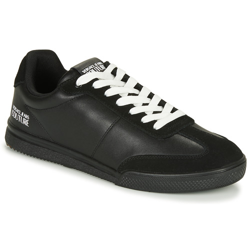 Chaussures Homme Baskets basses Versace Jeans Couture EOVVBSO3 Noir