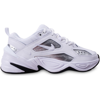 Chaussures Fille Baskets basses Nike M2k Tekno heFemme Blanc