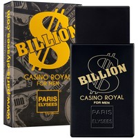 Beauté Homme Eau de toilette Paris Elysees Billion Dollar Casino Royal Eau de toilette 100ml
