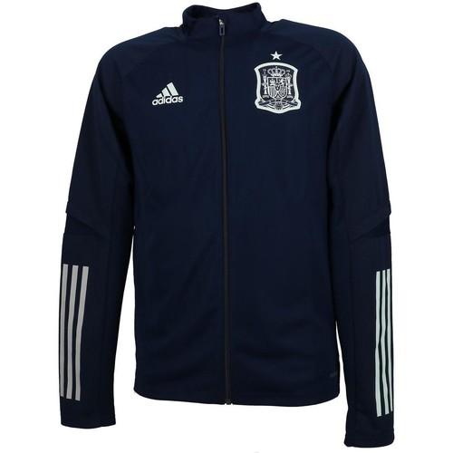 Vêtements Homme Vestes de survêtement adidas Originals Espagne veste h 2020 Bleu marine / bleu nuit