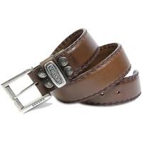 Accessoires textile Homme Ceintures Sendra boots Ceinture  cuir ref_46900 Marron Brown