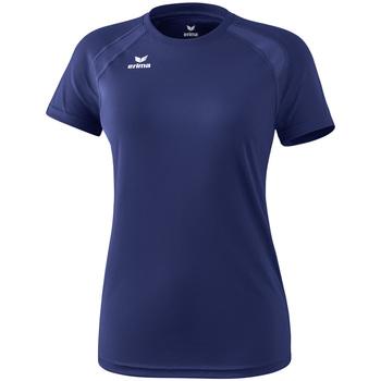 Vêtements Femme T-shirts manches courtes Erima T-shirt femme  Performance bleu