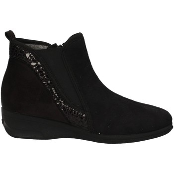 Chaussures Femme Low boots Davema 74224 NOIR
