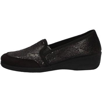 Chaussures Femme Mocassins Davema 74240 NOIR