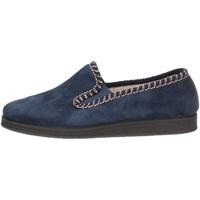 Chaussures Homme Chaussons Davema 1385 BLEU