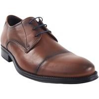 Chaussures Homme Derbies Baerchi Chaussure homme  cuir Marron