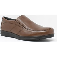 Chaussures Homme Mocassins Baerchi Chaussure homme  3800 marron Marron