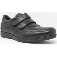 Chaussures Homme Mocassins Baerchi Chaussure homme  3805 noir Noir