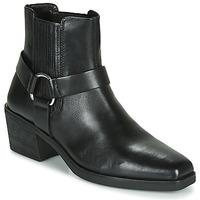 Chaussures Femme Bottines Vagabond SIMONE Noir