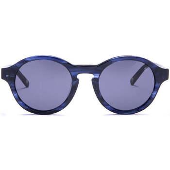 Montres & Bijoux Lunettes de soleil The Indian Face Valley Blue Tortoise / Black Bleu