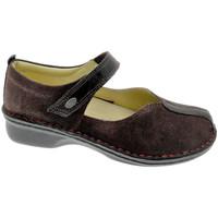Chaussures Femme Ballerines / babies Calzaturificio Loren LOM2749bo nero