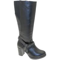 Chaussures Femme Bottes ville Calzaturificio Loren LOC3860ne nero
