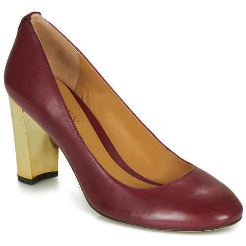 Chaussures Femme Escarpins Lauren Ralph Lauren 802688958-004 Bordeaux