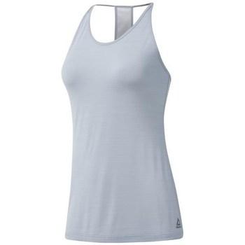 Vêtements Femme Débardeurs / T-shirts sans manche Reebok Sport Wor AC Tank Blanc