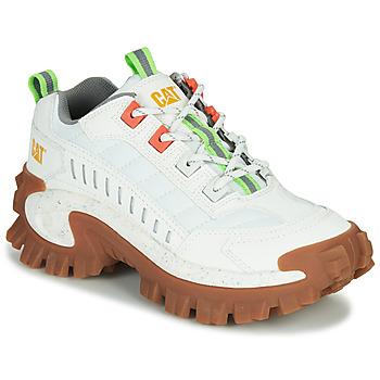 Chaussures Baskets basses Caterpillar INTRUDER Blanc